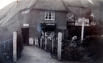 The Post Office at The Maltings 1923-1930 [X535/5]